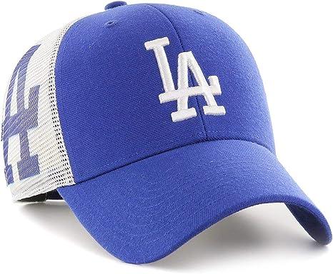 47 Brand - Gorra de Camionero Malvern MVP Los Angeles Dodgers ...