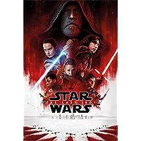 Poster Star Wars Episode 8 - One Sheet (Affiche principale) (61cm x 91,5cm)
