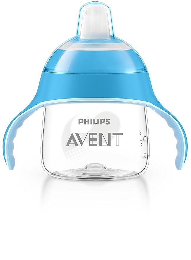 150 opinioni per Philips Avent SCF751/05 Tazza con Beccuccio Morbido e Valvola Anti-Goccia,