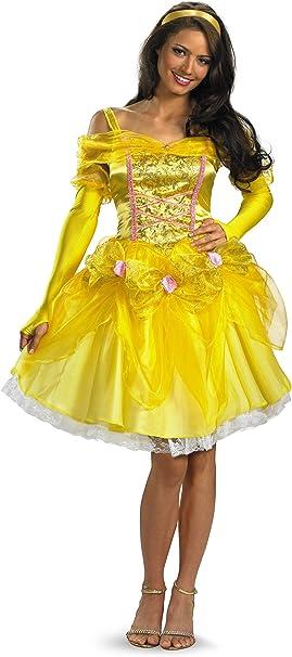 Amazon.com: Disfraz de Bella atrevida Disney de la Bella y ...