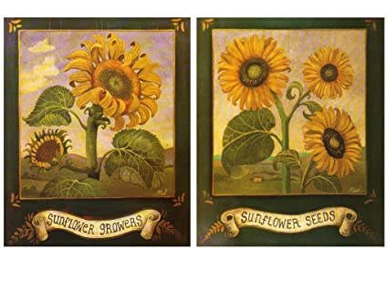 Image Unavailable Not Available For Color Wallsthatspeak Sunflower Home Decor