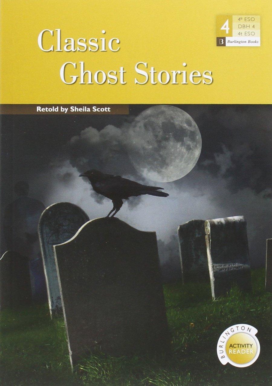 Classic Ghosts Stories (ESO 4): Amazon.es: John Hampden: Libros