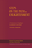 Steps on the Path to Enlightenment: A Commentary on Tsongkhapa's Lamrim Chenmo, Volume 4: Samatha (English Edition)