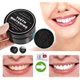 Weixinbuy Womens Mens Teeth Whitening Cleaning Teeth- Charcoal Powder Natural Teeth Whitening