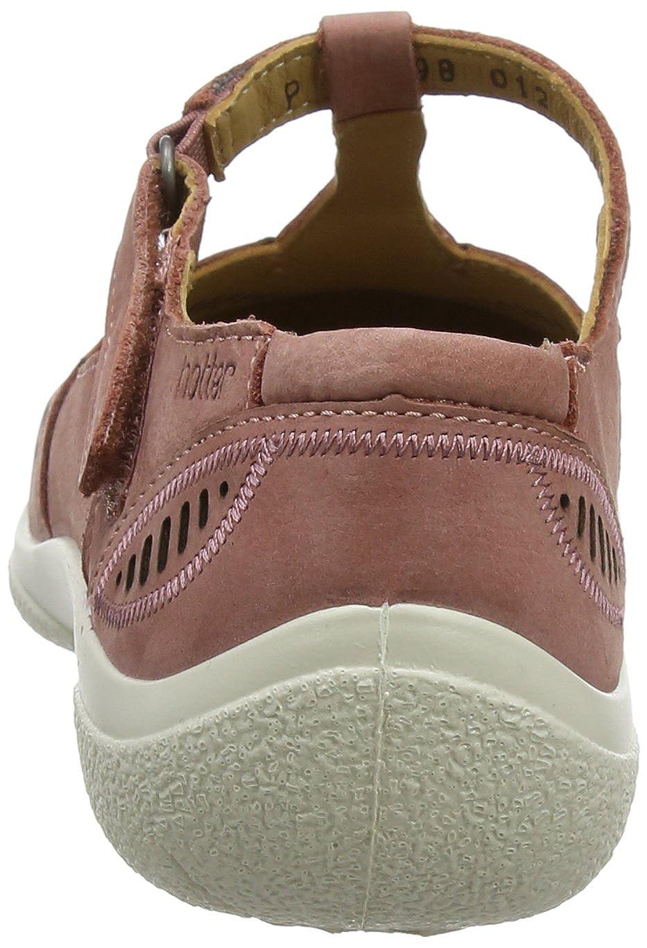 Hotter Damen Grace EXF Mary Jane Halbschuhe Pink 082) (Salmon 082) Pink c1af95