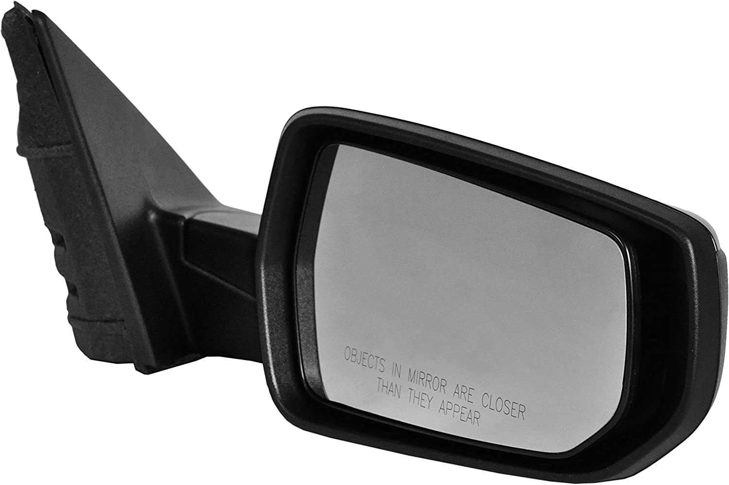 LS Model Passenger Side Power Operated Mirror With Matching Paint Fits 16-18 Malibu LS Manual Folding Parts Link #: GM1321538