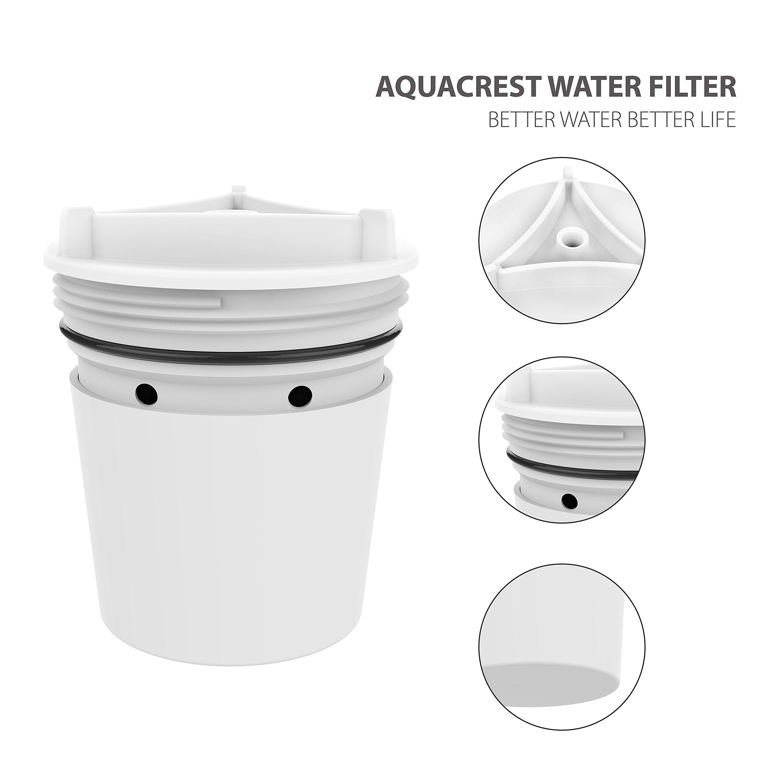 AQUACREST FM-15RA Replacement for Culligan FM-15A Faucet Water ...