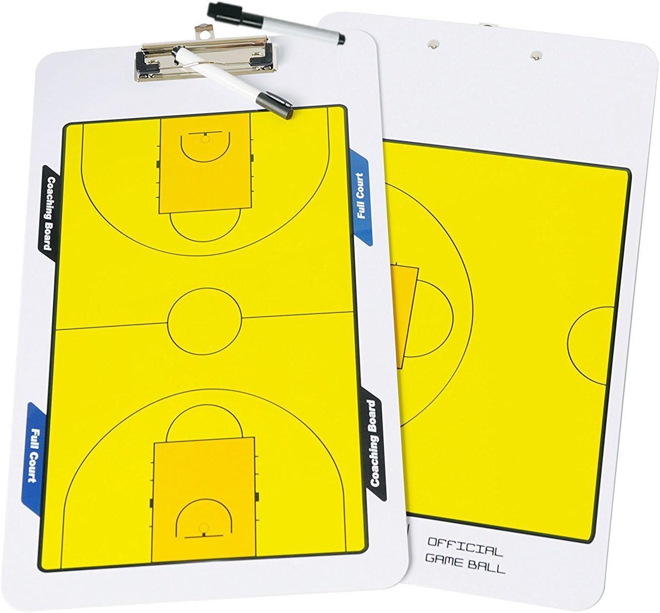HAHA Tablero de Estrategia táctica para Entrenador de Baloncesto ...