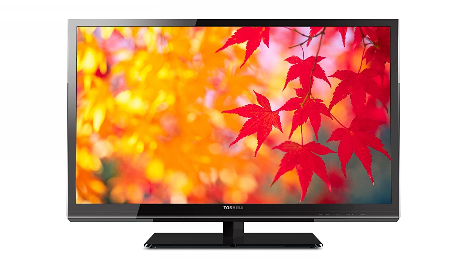 Amazon.com: Toshiba 42SL417U 42-Inch 1080p 120 Hz LED HDTV with Net TV,  Black (2011 Model): Electronics