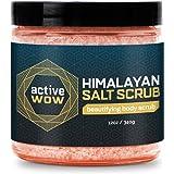 Active Wow Himalayan Pink Salt Body Scrub