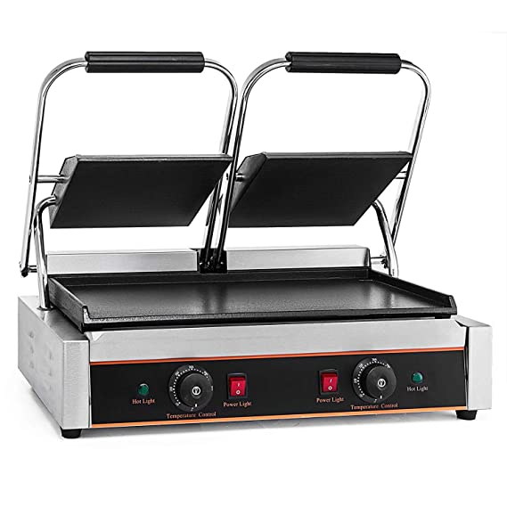 TTXXLL 220V Prensa eléctrica Sandwich Grill 3600W Sandwich Press ...