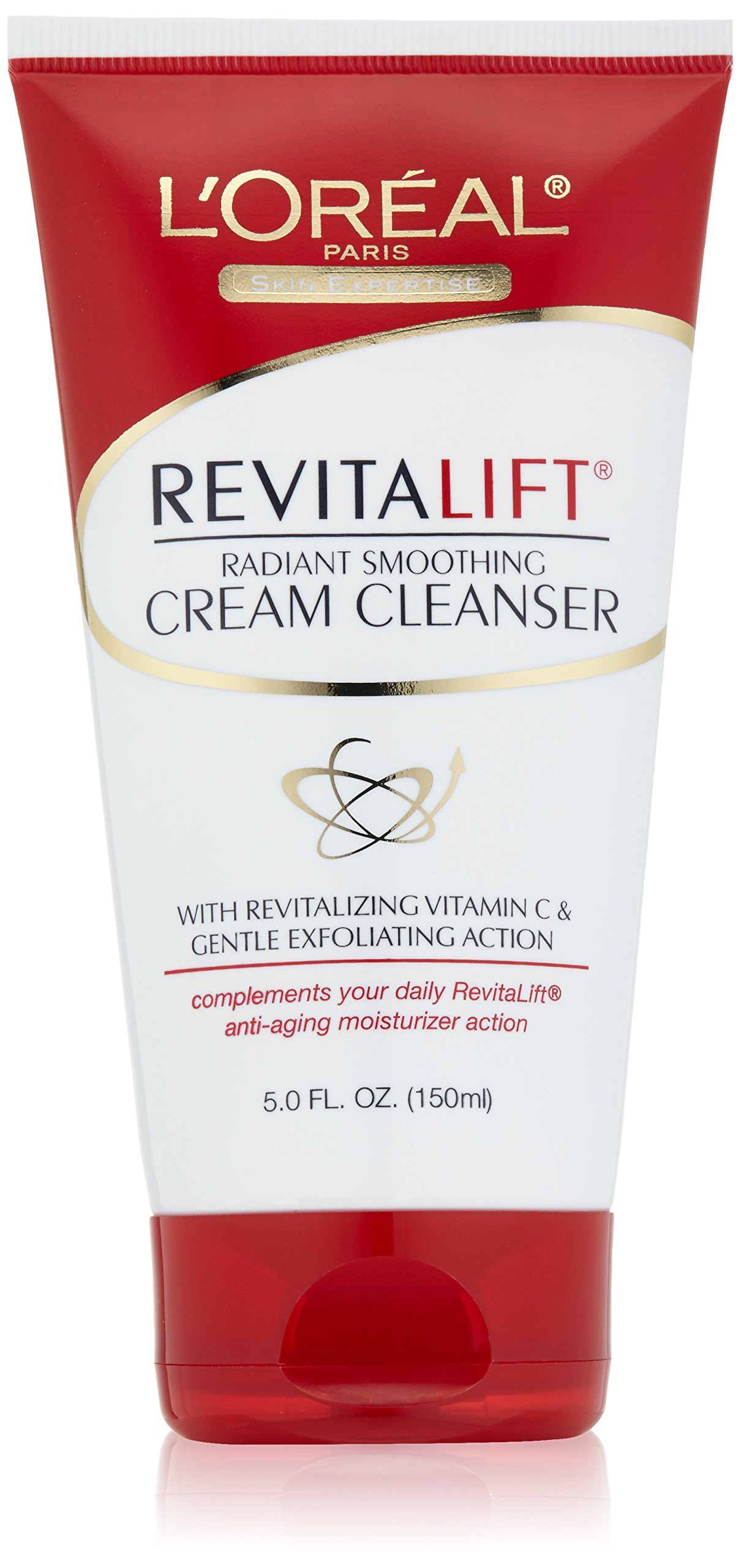 L'Oréal Paris Revitalift Radiant Smoothing Cream Cleanser, 5 fl. oz.