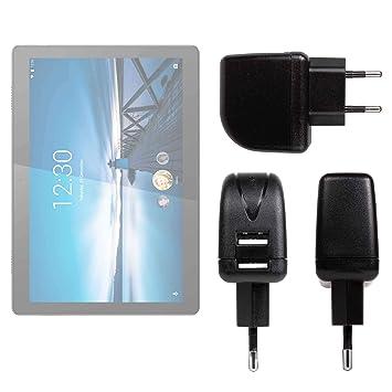 DURAGADGET Cargador con Enchufe Europeo para Tablet Lenovo ...