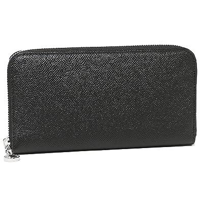 3211808fc133 [ブルガリ] 長財布 レディース BVLGARI 20886 CLASSICO ラウンドファスナー ブラック [並行輸入品