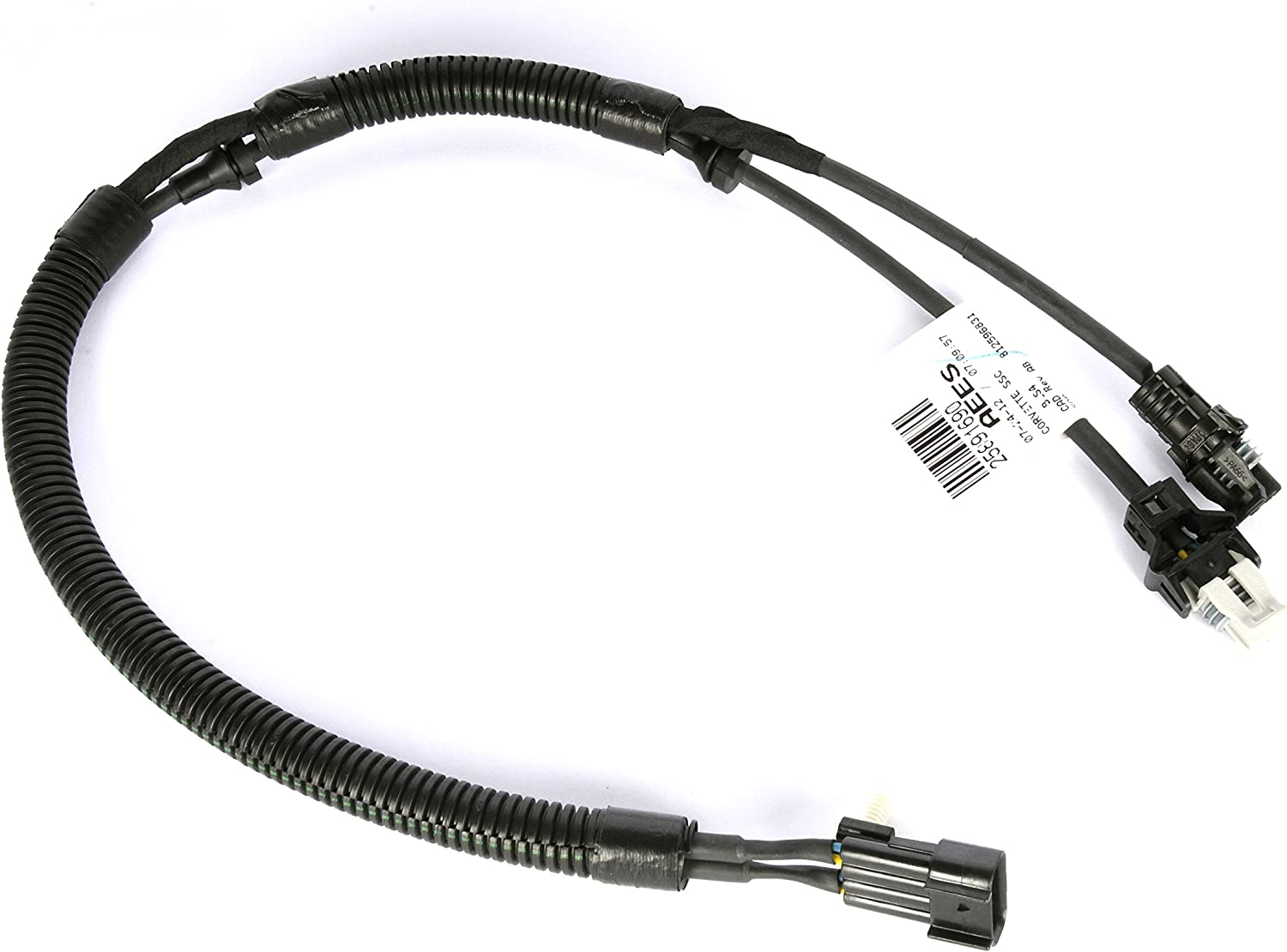ACDelco 15248662 GM Original Equipment ABS Wheel Speed Sensor Wiring Harness Extension