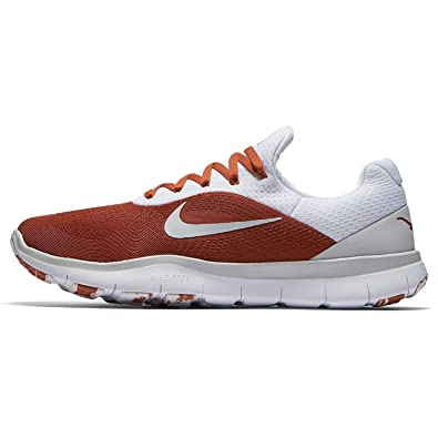 timeless design acab8 14789 NIKE Men s Free Trainer V7 Week Zero Texas Longhorns Training Shoes  AA0881-800 (Size