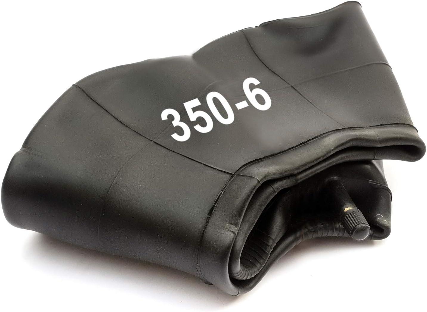 Inner Tube 350-6 Straight Valve Sack Hand Truck Trolley Fits 6 6 Inch Wheels Innertube Tyre Tube