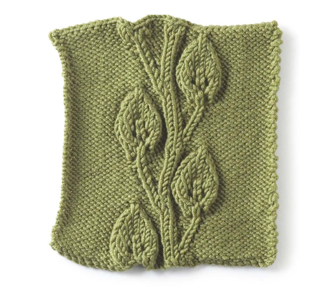 Flowers & Leaves: 70 Stitch Patterns You\'ll Like to Knit: The ...