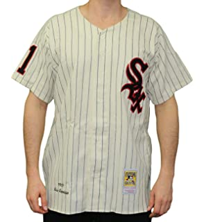 2215a7b0 Mitchell & Ness Luis Aparicio Chicago White Sox Authentic 1959 Wool Home  Jersey