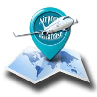 Airports database (ICAO IATA)
