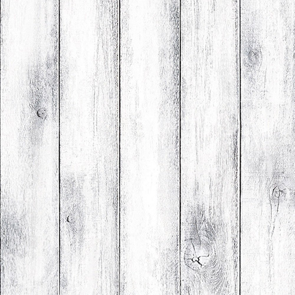壁紙シール 木目 白 壁紙 はがせる のり付き シール おしゃれ [dwp-11] 幅50cm リメイクシート アクセントクロス ウォールステッカー DIY B06ZZ43L4P 1m単位|dwp-11 dwp-11 1m単位