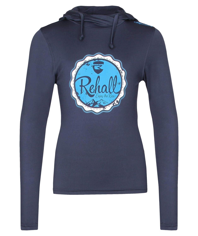 Rehall M/ädchen Langarmshirt Zoey-R-JR Hooded