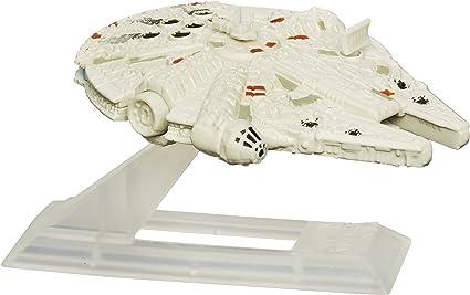 Starwars Millennium Falcon The Force Awakens Black Series Titanium B3930 Hasbro