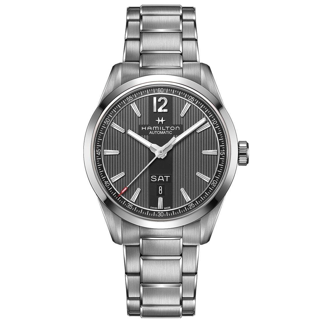 Hamilton Broadway Day Date Automatic Men S Watch H43515135