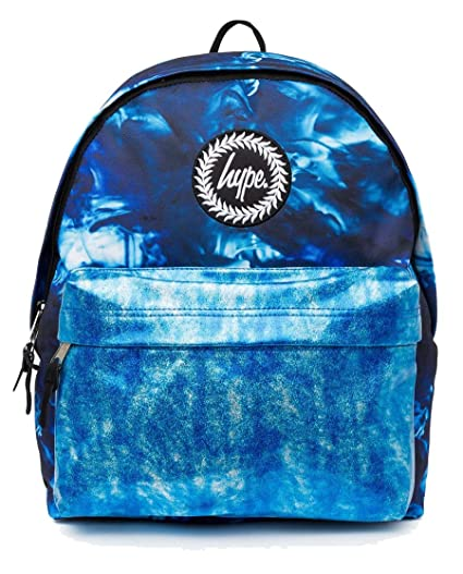 5681f5fee Hype Backpack Bag - New Autumn Winter 2018 - Ocean Glitter Rucksack - Bags  & Backpacks