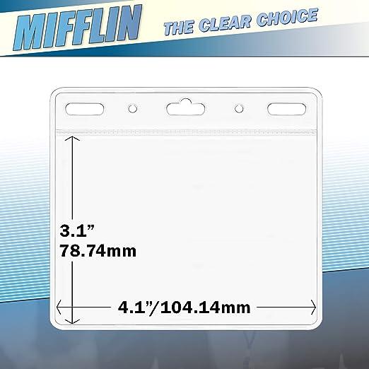 Amazon.com: MIFFLIN - Soporte de plástico transparente para ...