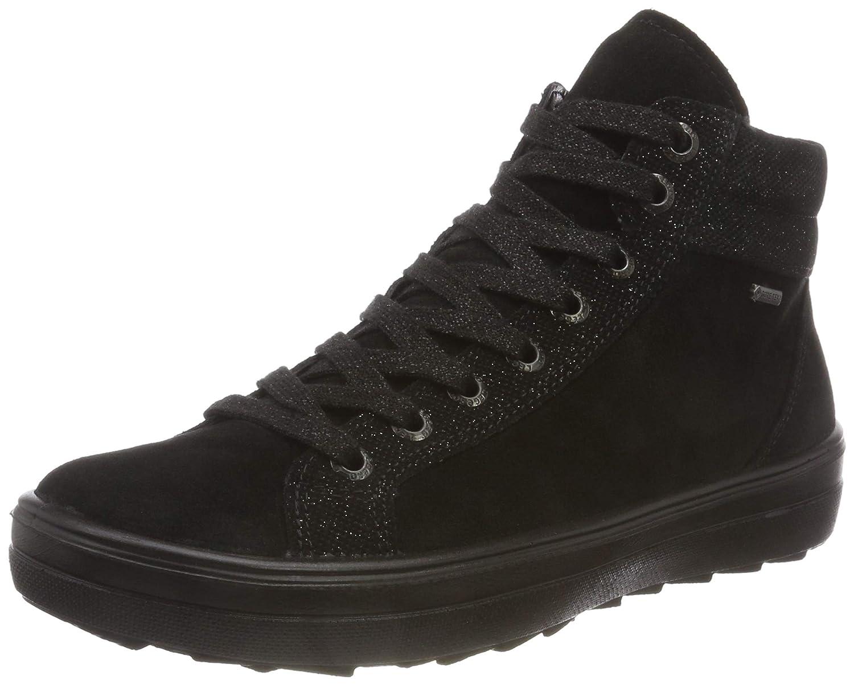 Legero Hohe Damen Mira Hohe Legero Sneaker Schwarz (Schwarz 00) f731f6