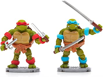 Mega Bloks Teenage Mutant Ninja Turtles Collectors Krangs Rampage