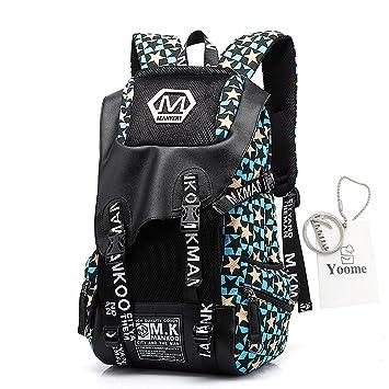 Amazon.com: yoome College bolsas para niños Casual la ...