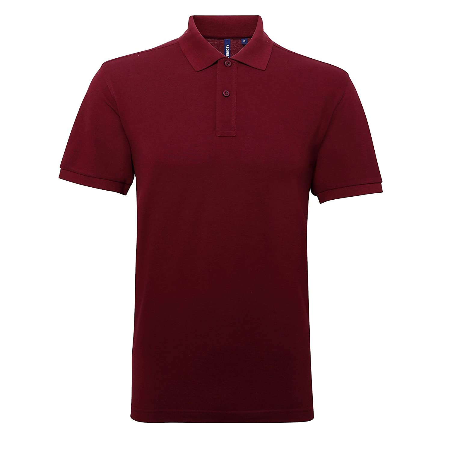 Asquith & Fox - Polo Manga Corta Modelo Performance Blend Hombre ...