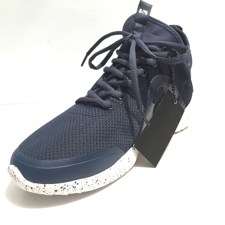 Drunknmunky Sneakers alte scarpe uomo nero DENVER CHROME 401  MainApps   Amazon.it  Scarpe e borse a3ca809b93a
