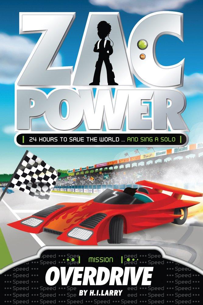 Overdrive (Zac Power) ebook