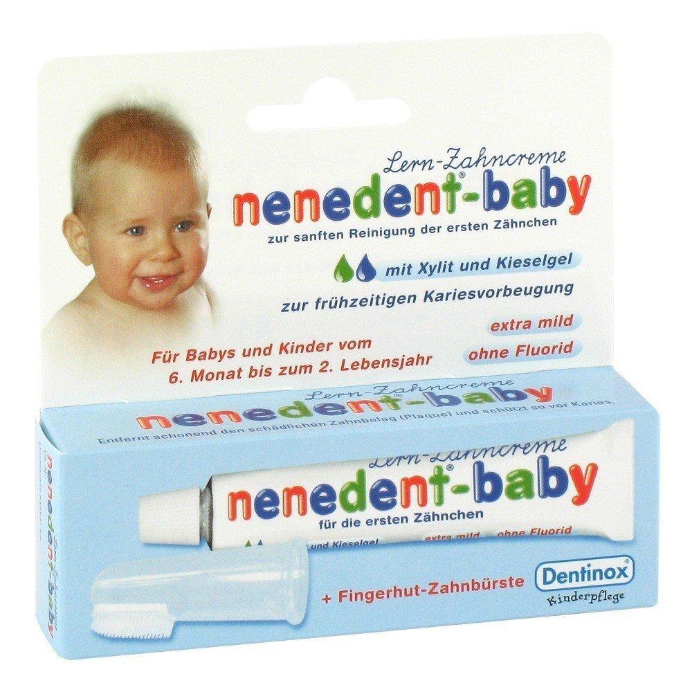 nenedent Baby Cuidado de dientes, 20ml Dentinox KG F30-010-01
