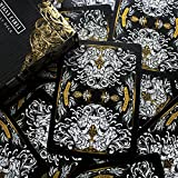 Designer Playing Cards - Award Winning Magna Carta Royals (Black Deck) Playing Cards