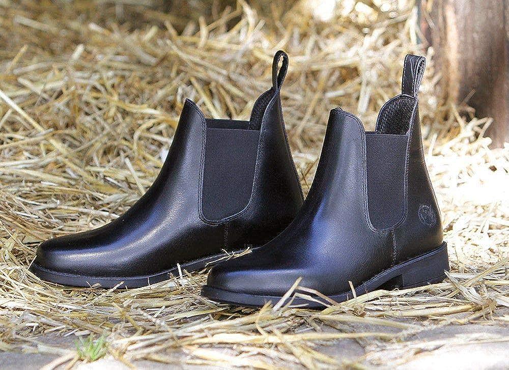 Harrys Horse Jodhpurstiefel Leder Saint Botas de Equitaci/ón Mujer