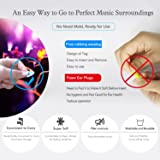 PUAroom MusicPro High Fidelity Ear Plugs for