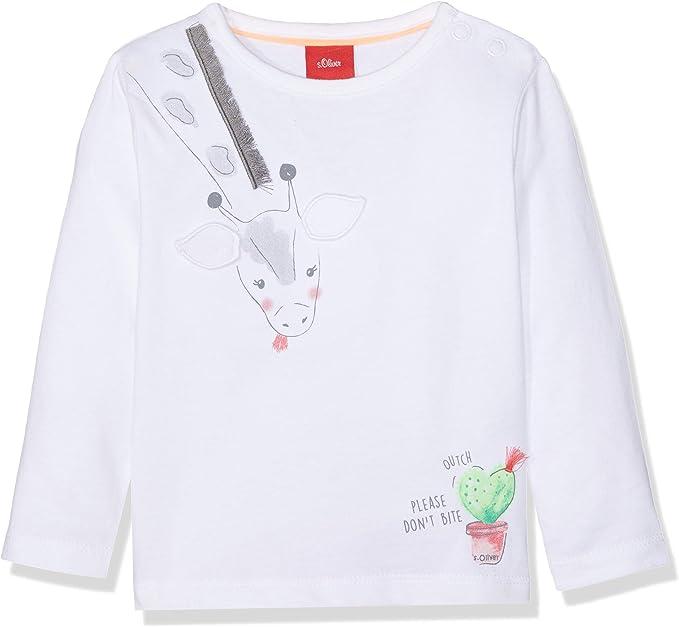 s.Oliver Baby Girls Longsleeve T-Shirt