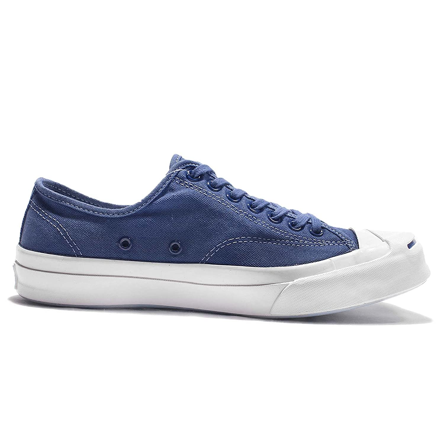 d7d379976d8d Converse Jack Purcell Signature OX Denim Blue Roadtrip Trainers-UK 8   Amazon.co.uk  Shoes   Bags