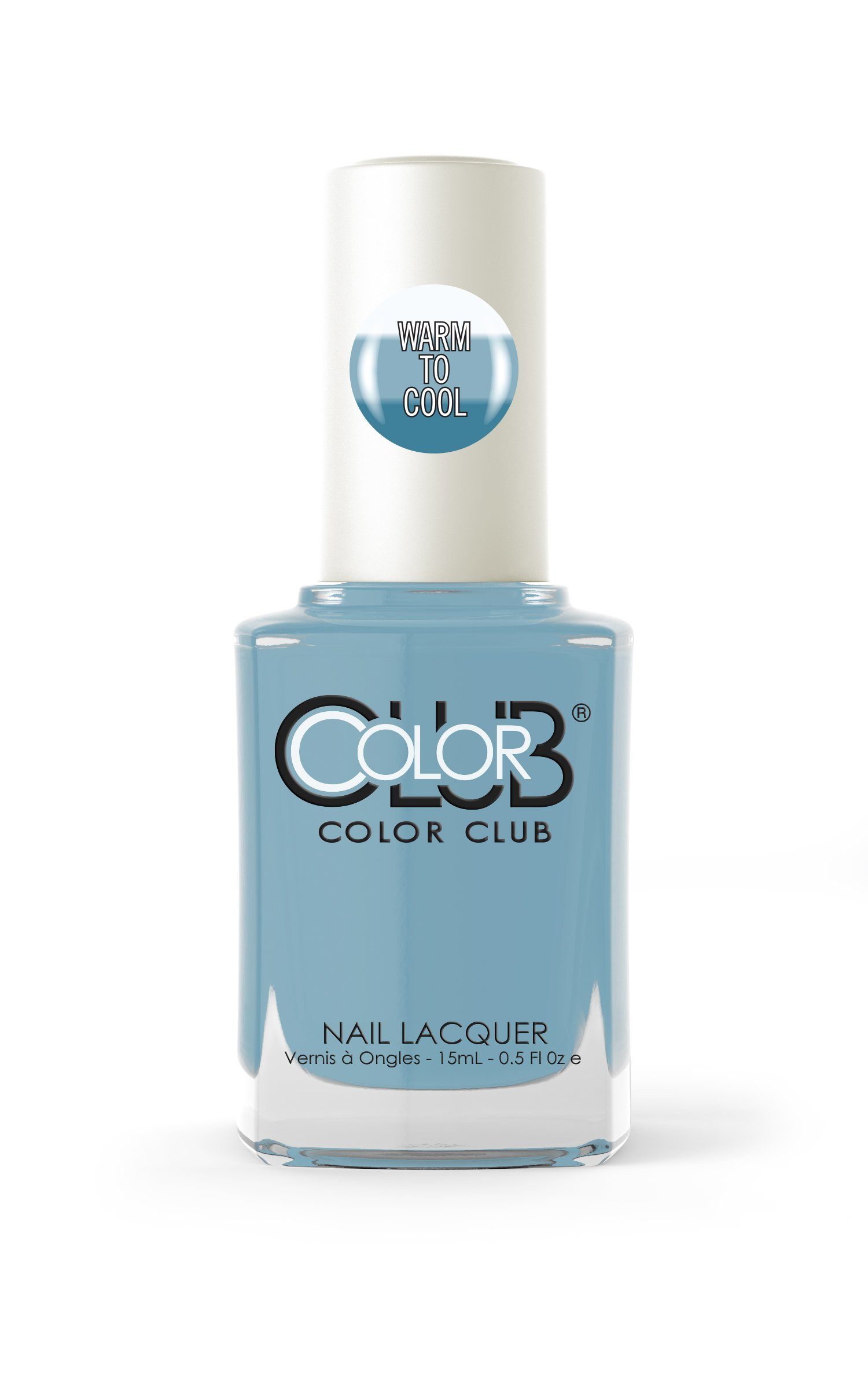 Amazon Com Color Club Color Changing Nail Polish Belly Flop From