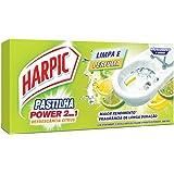 Pastilha Adesiva Sanitária Citrus 2 Em 1, Harpic