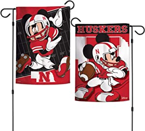 WinCraft NCAA University of Nebraska 8399111783991117, Multicolor, 12.5