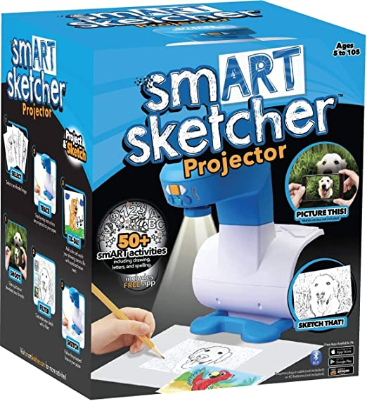 Amazon.com: Famous Projector – Smart Sketcher, Choose ...