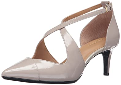 Calvin Klein Women's Pamette Dress Pump, Clay, ...