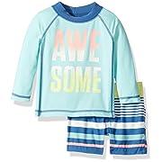 Carter's Baby Boys' Swimwear 127g404, Mint, NB