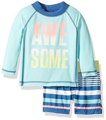 4984bc94f7 Amazon.com: Carter's Boys' Swimwear 127g404: Clothing