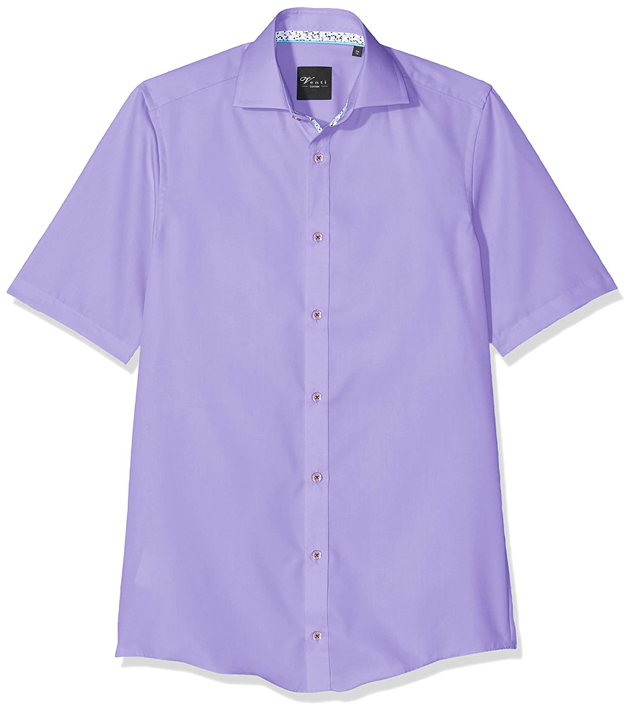 Venti Hemd, Camisa de Oficina para Hombre
